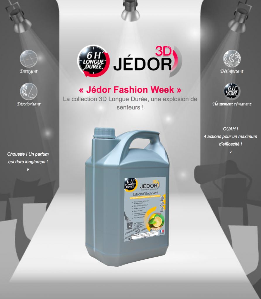 Hydrachim 3D longue durée Jedor