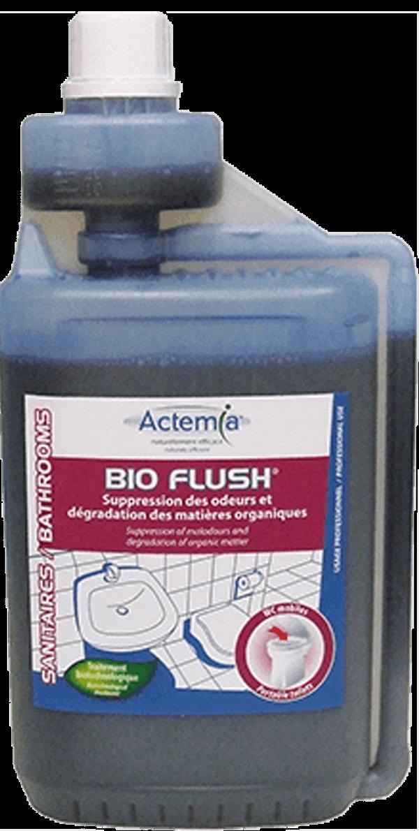 Produit liquide anti-odeur WC mobiles - Bio Flush