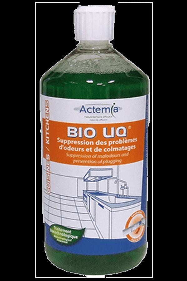 Traitement des canalisations de cuisine - Bio Liq