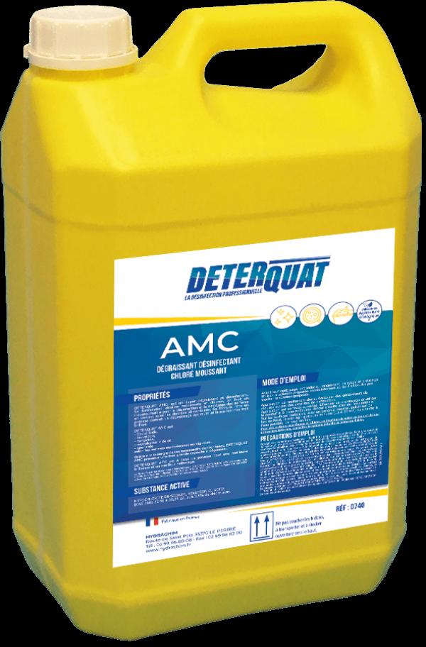 Super dégraissant et désinfectant - AMC