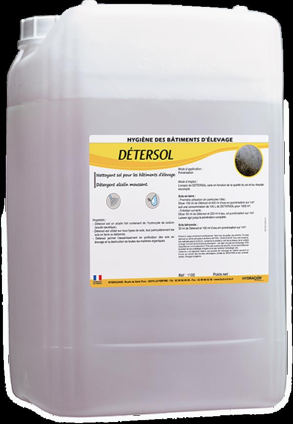 Acid'AB - Nettoyant et acidificateur des circuits d'eau en élevage AB - Hydrachim