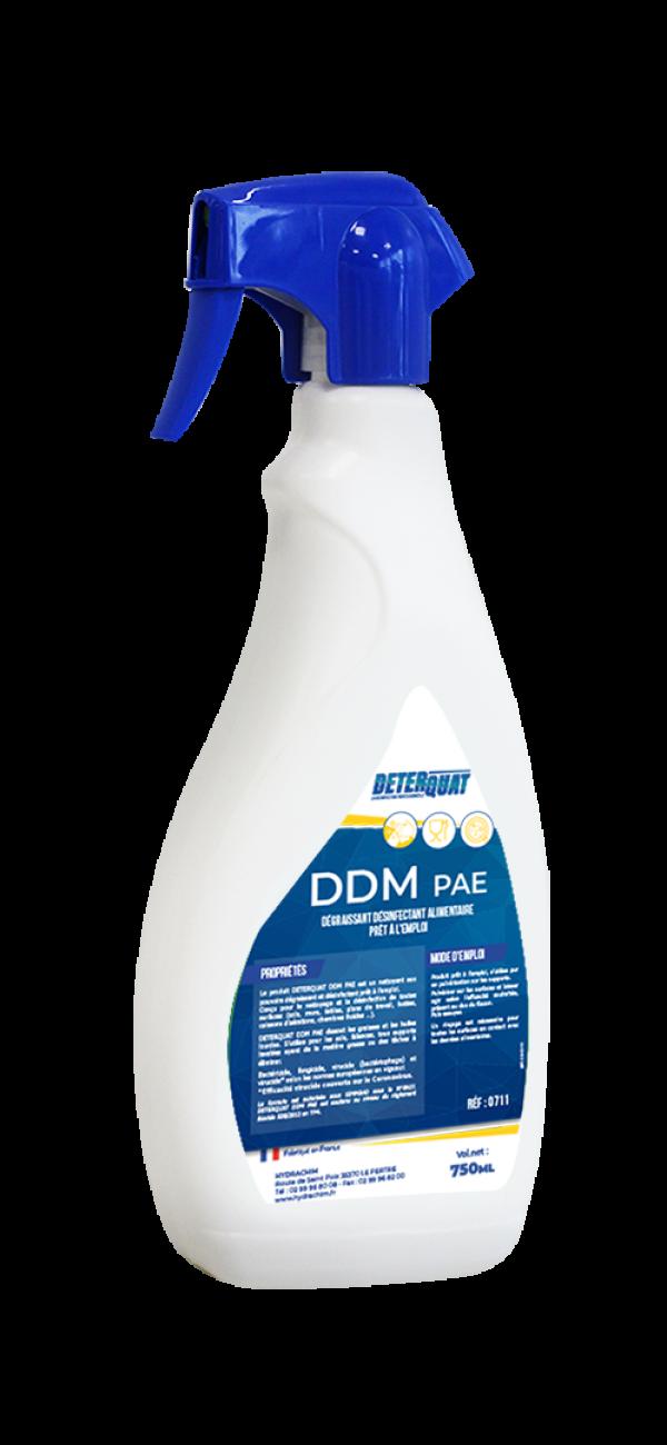 Dégraissant désinfectant toutes surfaces - DDM PAE